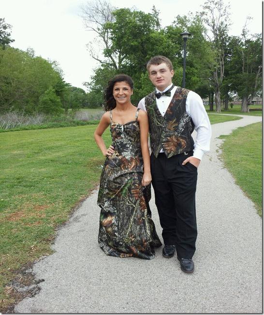 Chance and Kayla
